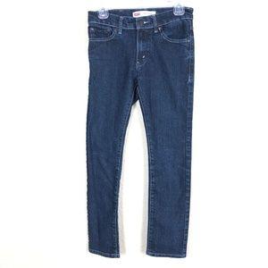 Levi's Women's Skinny Blue Jeans size 14 REG 1010E
